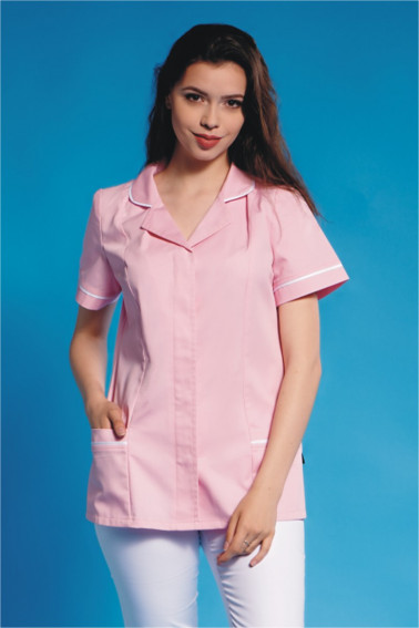 Bluza curatenie roz