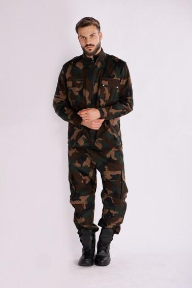 Costum camuflaj - Pază și protecție - Davido Design