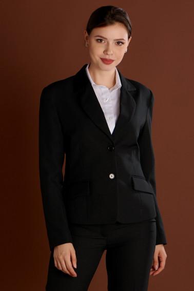 Costum damă negru - Hotel - Davido Design