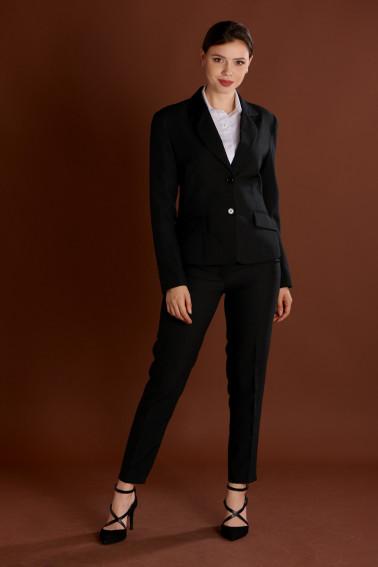 Costum receptie dama negru