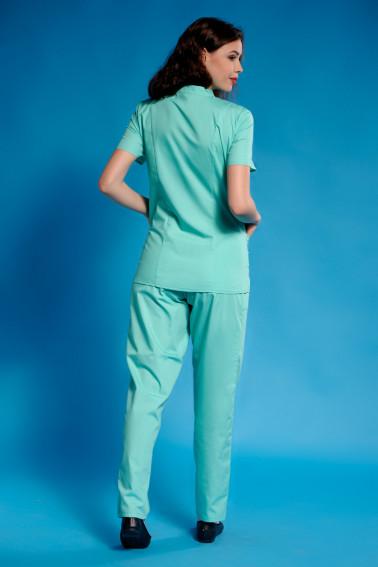 Uniformă medicală aqua - Medical - Davido Design