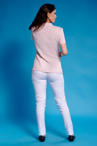 Bluză damă dungi roz - Beauty&Spa - Davido Design
